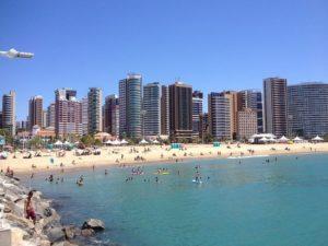 Praia de Iracema | Fonte: TripAdvisor