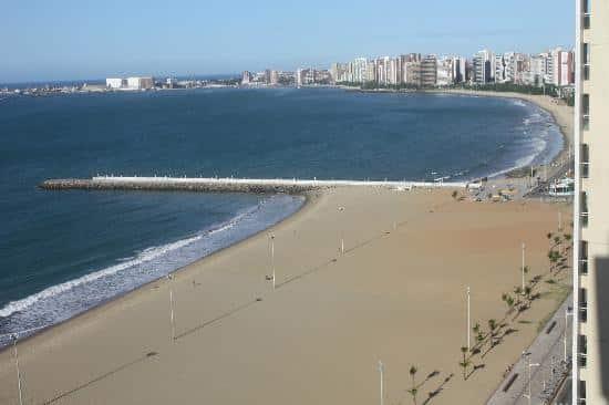Praia de Meireles | Fonte: TripAdvisor