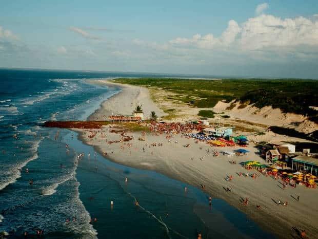 Praia da Princesa | Fonte: G1