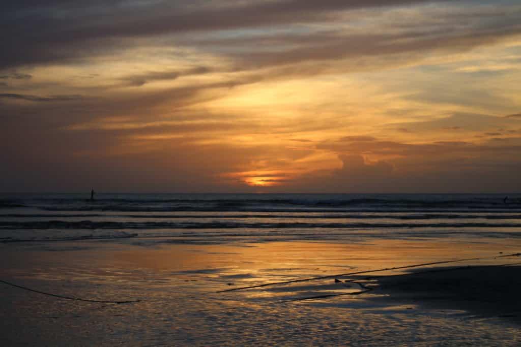 Praia de Jericoacoara | Arquivo Pessoal