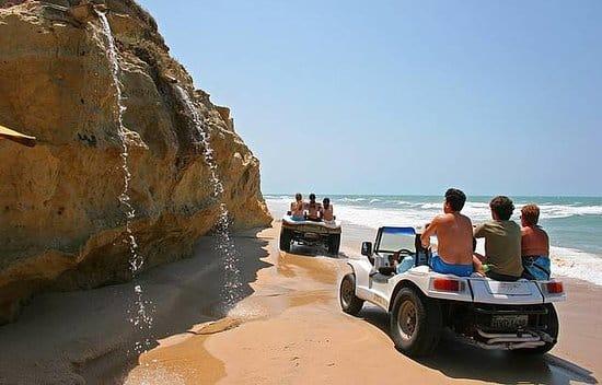 Praia das Fontes | Fonte: TripAdvisor