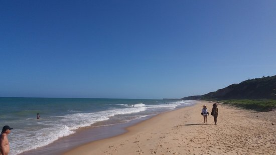 Praia Taipê | Fonte: TripAdvisor