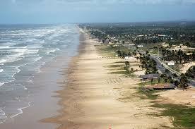 Praia de Aruana Por André Moreira no Flickr