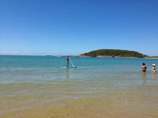 Praia de Peracanga  Reprodução TripAdvisor