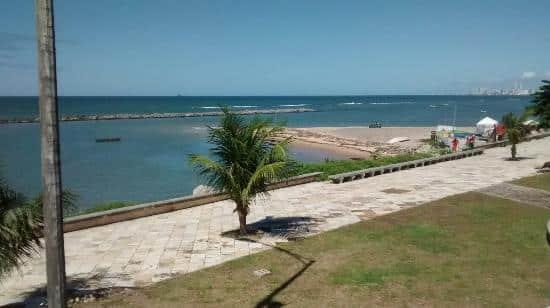 Praia do Carmo | Reprodução TripAdvisor