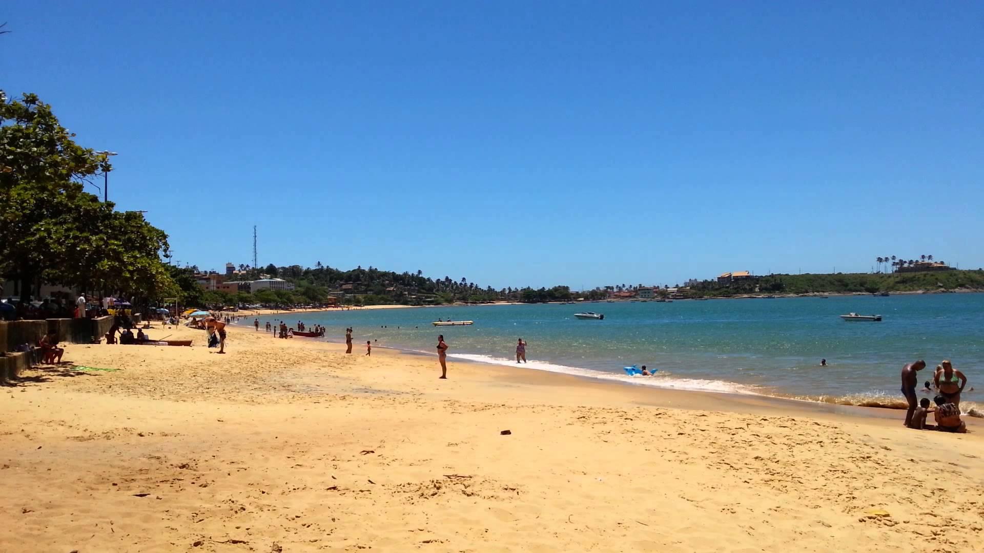 Praia de Meaípe  Reprodução TripAdvisor