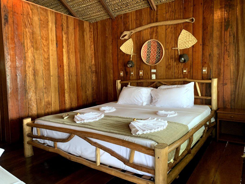 Quarto Juma Amazon lodge